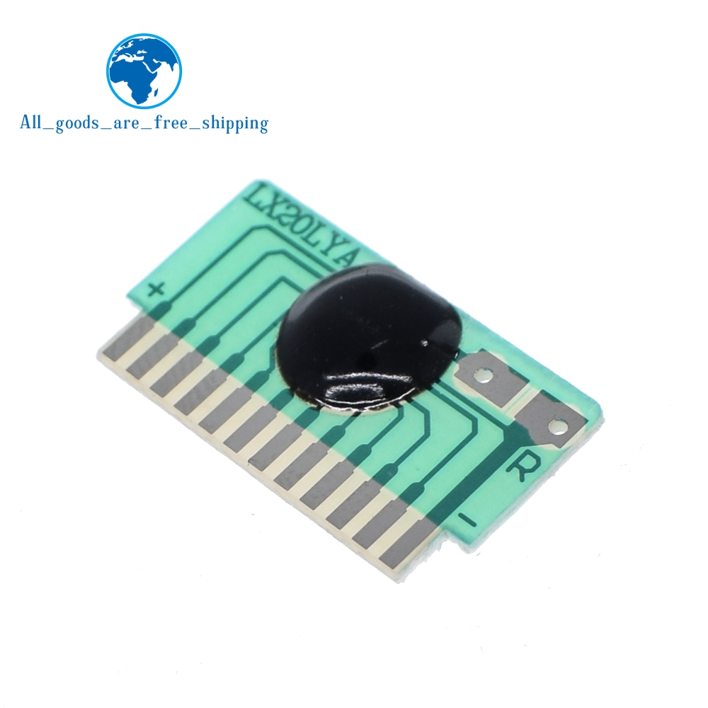TZT  LX20LYA ISD1820 10s 20s 20secs Voice Recorder Chip Sound Recording Playback Module Talking Music Audio Recordable
