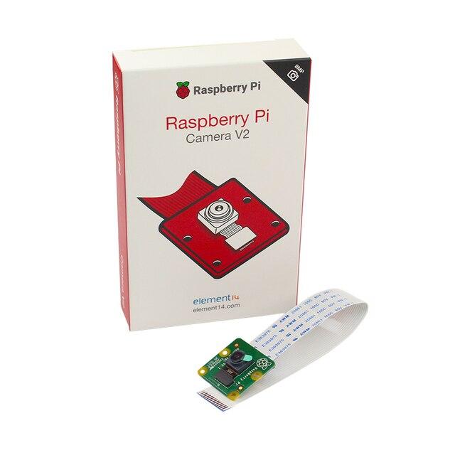 Nouvelle Arrivée Raspberry pi Caméra V2 Module Conseil 8MP Webcam vidéo 1080 p 720 p appareil photo Officielle Pour Raspberry Pi 3 Livraison gratuite