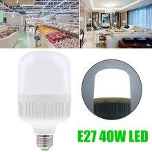 E27 Светодиодная лампа Сумерки до рассвета Прихожая Аварийная лампа Крытый Открытый 40W AC185-265V