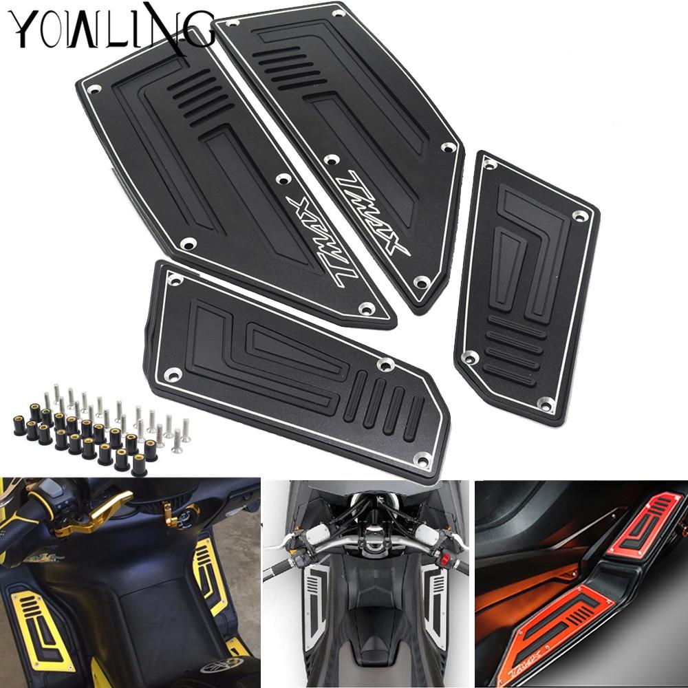 오토바이 풋볼 스텝 YAMAHA TMAX530 TMAX 530 용 오토바이 - 오토바이 액세서리 및 부품
