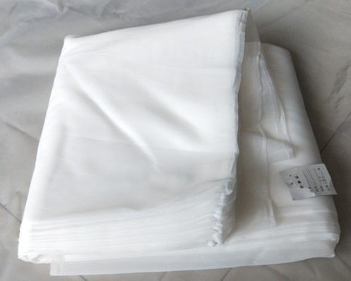 1m*1m 180 Mesh/In 80 Micron Gauze Water Nylon Filter Mesh Soya Bean Paint Screen Coffee Wine Net Fabric Industrial Filter Cloth