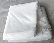 цена на 1m*1m 180 mesh/In 80 micron gauze water nylon filter mesh soya bean paint screen coffee wine net fabric industrial filter cloth