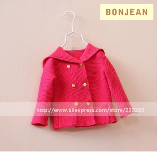 Adaptable Y698845 Autumn Baby Girl Sweater Girl Cardigan Hooded Appliques Tassel Girl Coat Kids Clothes Girls Sweater Baby Clothing