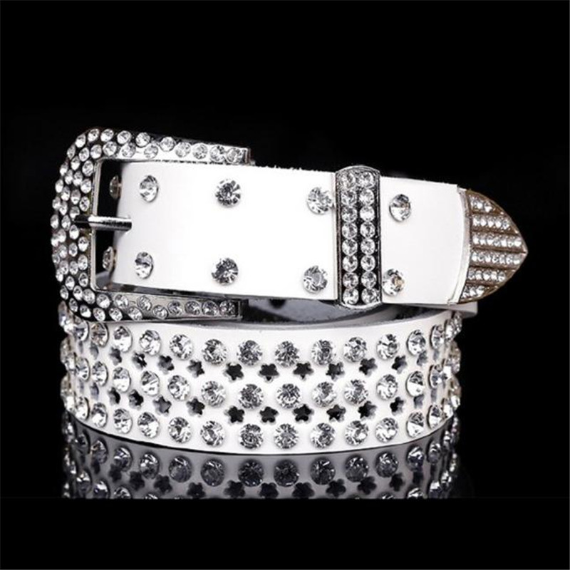 Buy western rhinestone belt and get free shipping on AliExpress.com a759b8087cf9