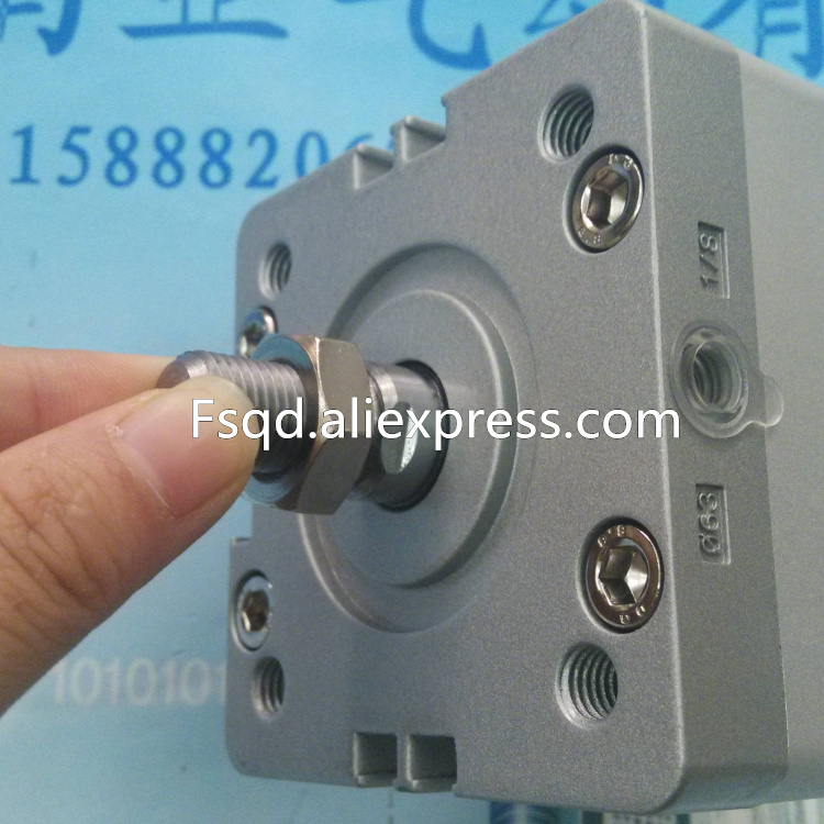 купить ADN-63-5-I-P-A ADN-63-10-I-P-A ADN-63-15-I-P-A Compact cylinders Pneumatic components , ADN series