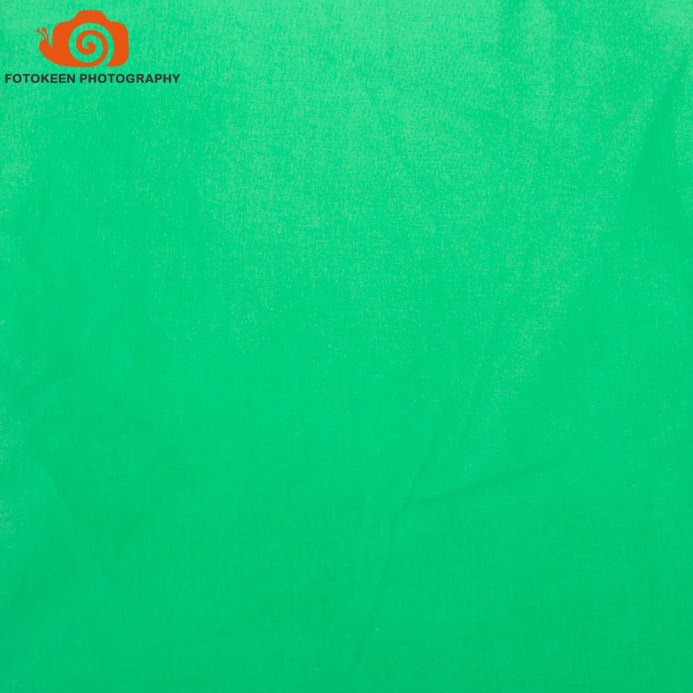 Free shipping 10' X 12'  Solid Color Green Muslin Photo Video Backdrop FV003 ,Solid cloth Backdrop,6 colors for your selects