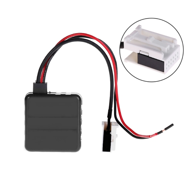 Filter car Bluetooth module for E60 04-10 E63 E64 E61 Mini Navi...