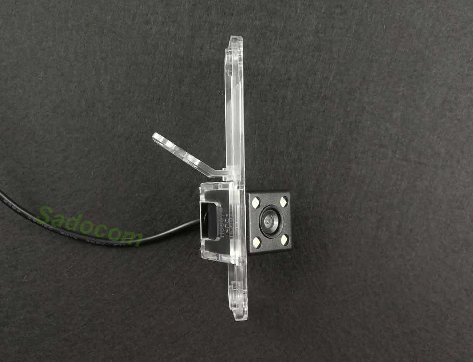 Caméra de recul de Vision nocturne de voiture CCD aide au stationnement étanche pour Mitsubishi Pajero Zinger L200 V3 V93 V5 V6 V8 V97