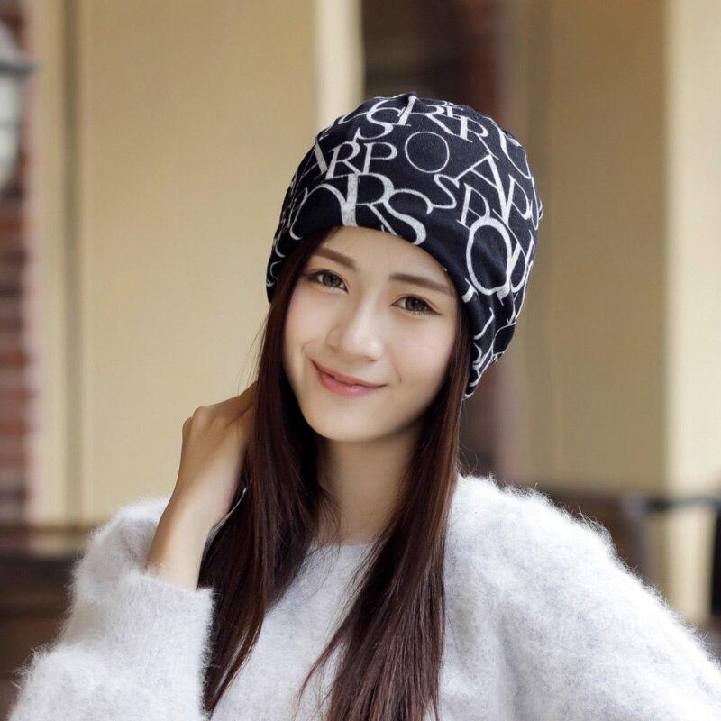 Women s Fashion Letters Hat Turban Hats UK Flag Hat Postpartum Caps Multi- purpose Scarf Hats For Women Head Cap Beanie Headwear cbd278bcb
