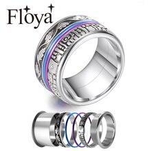 Anillos mujer ringen anel de aço inoxidável anel de anel de anel de casamento anel de anel de anel
