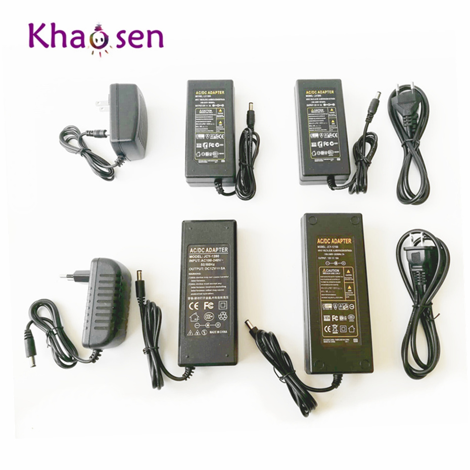 power supply 24V  1000mA 1A AC to DC Switching Adapter 2.1mm x 5.5mm C35