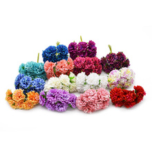 US $1.4 20% OFF|12/30/60pcs 3.5cm Mini Daisy Flower DIY Bouquet Artificial Silk Flowers for Wedding Decoration Party Table Floral Home Decor 8-in Artificial & Dried Flowers from Home & Garden on Aliexpress.com | Alibaba Group
