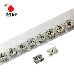Resistência potenciômetro 3*3, aparador smd 3x3, ajustável, resistor variável 100 500 1k 2k, 20 peças 5k 10k 20k 50k 100k 1m ohm