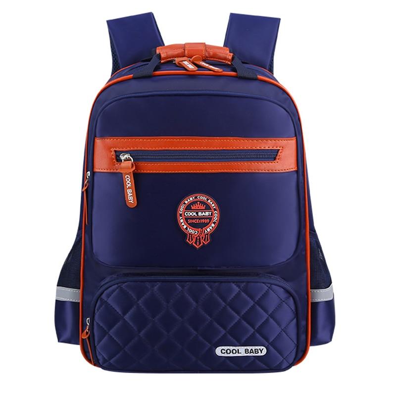 2017 New Arrival Waterproof Quality Boy School Bags Backpack Children Bag pack