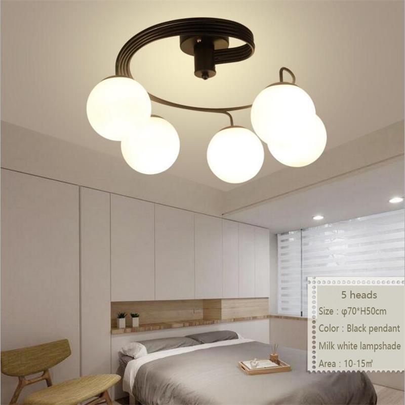 Retro Vintage LED Pendant Lights Glass Lampshade Loft led Pendant Lamps light E27 220V for Dinning Room Home Bar Decor Lighting цена и фото