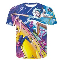 Pokemon Pikachu 3D T shirts Fashion Tops Summer Casual Tees Anime Clothes