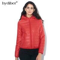 2016 Autumn Winter Fashion Women Basic Sport Jacket Coat Female Slim Hooded Brand Cotton Coats Casual