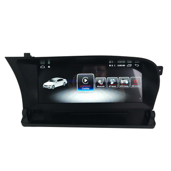 Ugode Car Multimedia Player Benz S Class 10.25 Inches Radio Screen Monitor S Class 2-Door Coupe For Mercedes Benz S Class W221