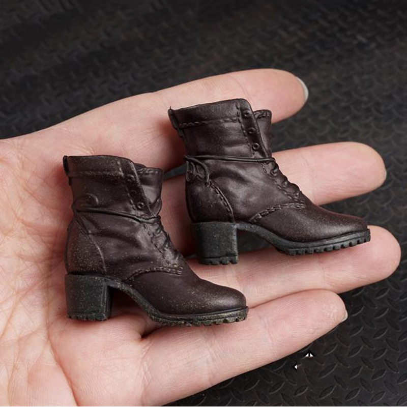 Dragon Action Figures for Feet - 1//6 Scale Big Sentry Boots Anton Bohm