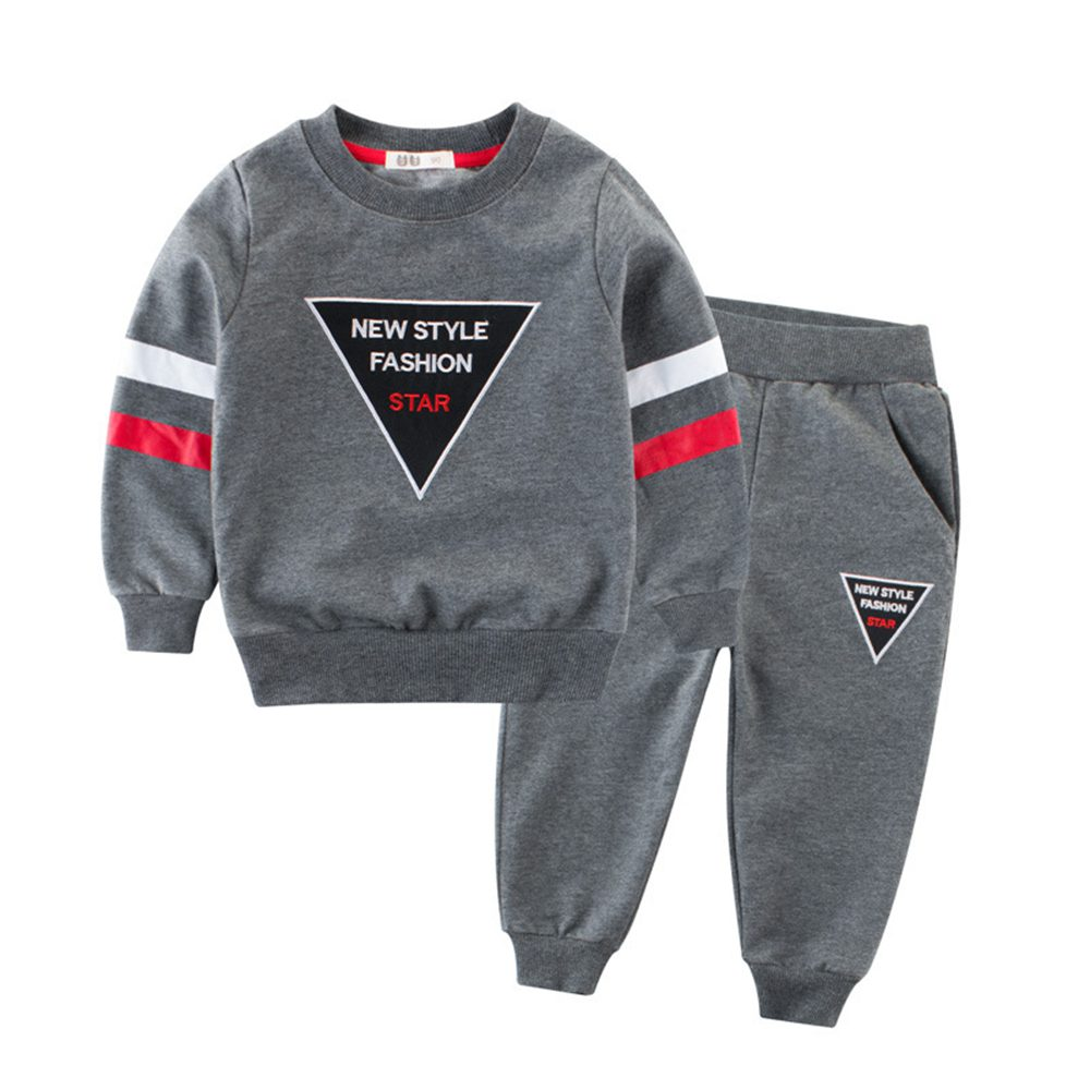 Baby Boys Clothing Sets Cotton Casual Outfit For Children Long Sleeve Sports Tracksuits Boy Clothes 3 4 5 6 7 8 Years jjlkids baby boys clothing set 100% cotton brand boy tracksuit long sleeve fashion 2015 new arrival children outfit