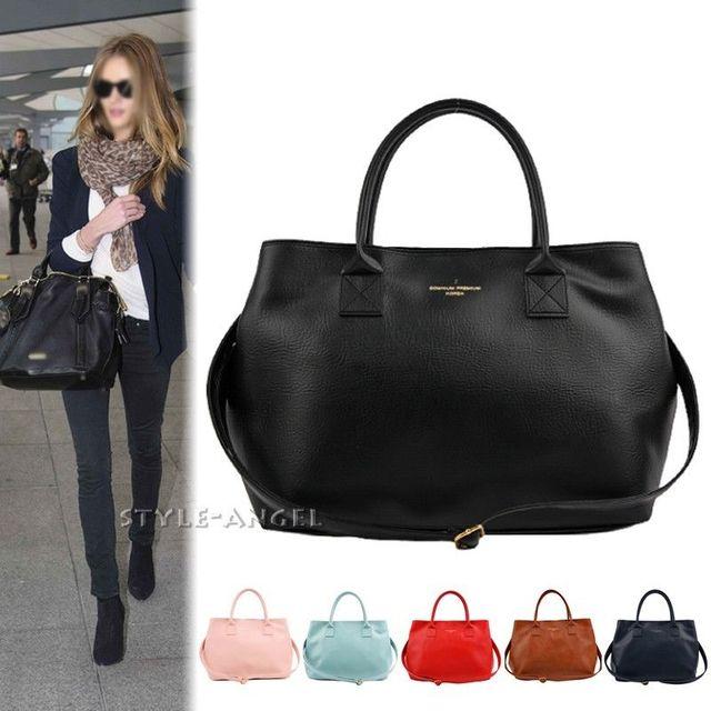 Aresland New Women Handbags Faux Leather Bag Ladies Shoulder Tote Crossbody Bag Large Satchel bolsas femininas Vintage Color Fas