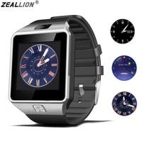 ZEALLION DZ09 Smart Watch Sync Notifier Support Sim Card Bluetooth Connectivity For Android IOS Smartwatch PK GV18 GT08 Q18