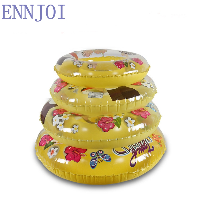 Beach Or Swimming Pool Ring PVC Inflatable Watermelon Adult Childrens Fruit Swimming Cir ...