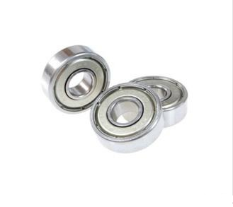 10Pcs/Set Ball Bearings 6x19x6mm Engine Motor Four-Axis Bearing Steel Double Shielded Micro High Carbon Steel Single Row