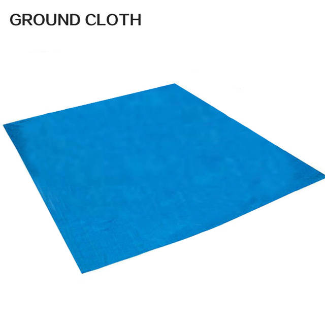 240 300 360cm Above Ground Pool Cloth Inflatable Cover Accessory Swimming Floor