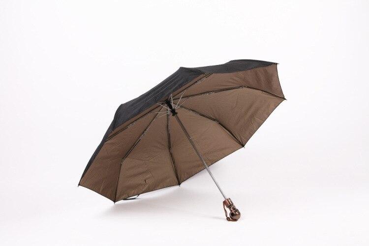 diy guarda-chuva chuva homens guarda-chuva automático do