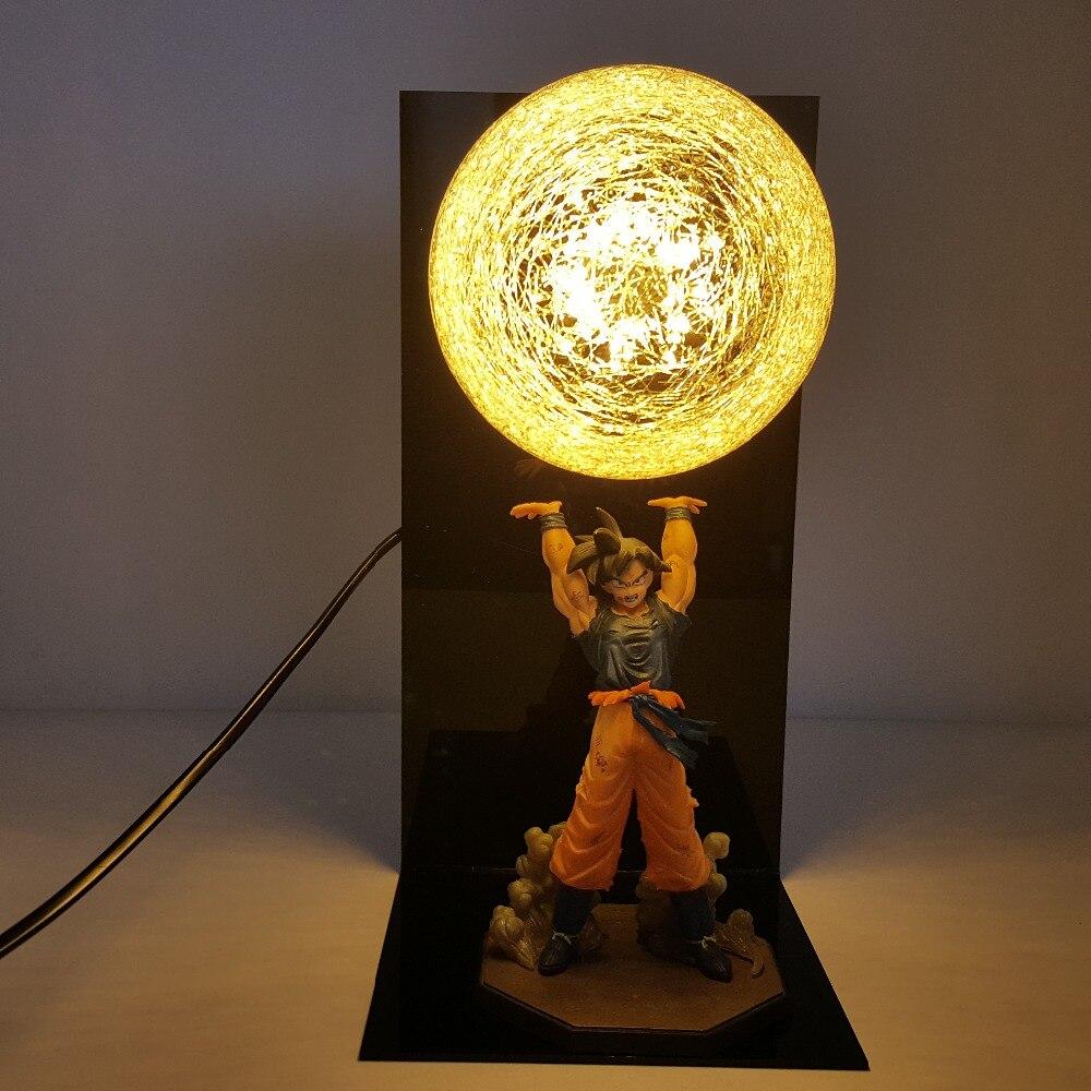 Songoku strength bomb LED desk lamp 4
