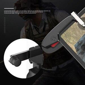 Image 5 - L1R1 Kích Hoạt Lửa Nút Mục Đích Chìa Khóa Shoote Joystick cho iPad Android IOS Chơi Game PUBG Di Động Kích Hoạt Bắn Súng Điều Khiển