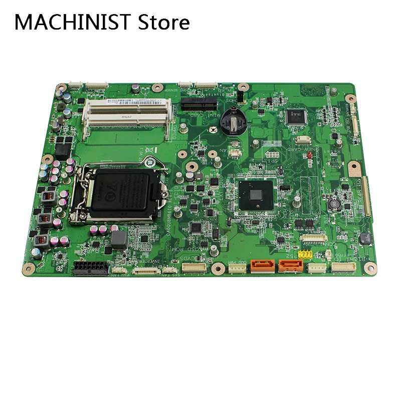 Original Pour Lenovo AIO M70Z M90Z M92Z M9000Z IQ57 de bureau carte mère Q57 DDR3 LGA1155 DA0QU8MB6I0 03T3428