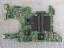 CN-0YK9T4 0YK9T4 YK9T4 For DELL 5423 Laptop Motherboard HM77 i5 cpu Mainboard 100% Tested Fast Ship