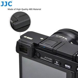 Image 2 - JJC Камера Горячий башмак Обложка черный, белый цвет протектор Кепки для Sony A77II A3000 A6000 A6300 A6500 A99 II A7 заменить Sony FA SHC1M