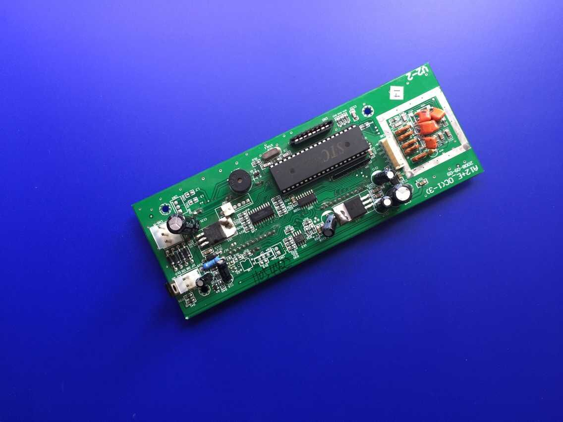 A12 E Motherboard Circuit Board A12e Weighing Display Main Electronics Electronic Scale Weight Indicator Head In Instrument Parts Accessories From