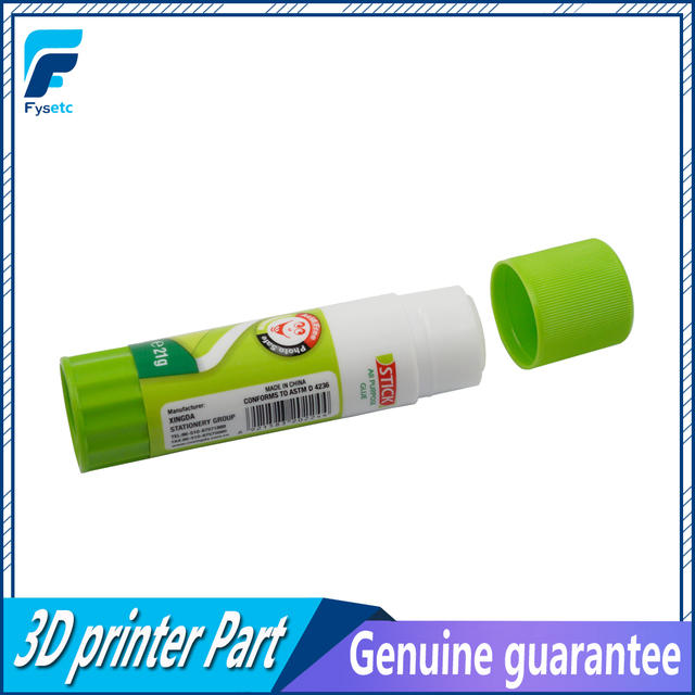 21g 24x98mm Special Non-toxic Washable Glue Stick For 3D Printer Hotbed Parts and Accessories