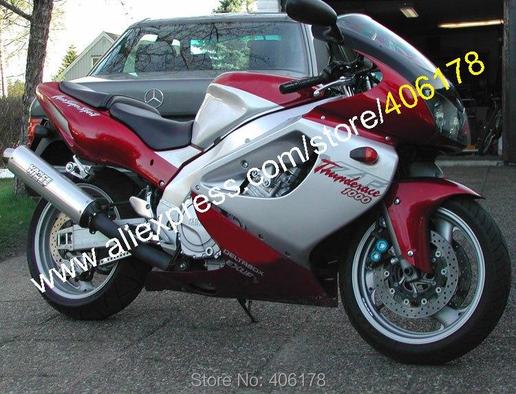 Hot Sales,For Yamaha YZF1000R Thunderace 1997-2007 YZF-1000R YZF 1000R 97 98 99 00 01 02 03 04 05 06 07 ABS Fairing Body kits hot sales 97 07 yzf1000r abs fairing kit for yamaha yzf 1000 r thunderace 1997 2007 blue