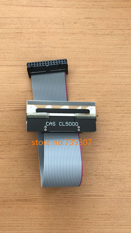 new compatible weigh scale CAS print head CL5000J 15 IS CAS CL5000J CL5000 CL5200 thermal printhead