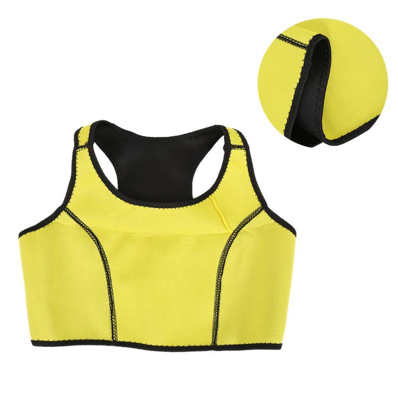 New Seamless Tummy Control Body Shaper Women Buttock Toning Vest to Lose Weight Slimming Belts Body Garment Sportswear Bra Vest
