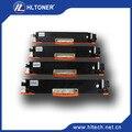 Crg329 crg729 bk/c/m/y color cartucho de toner compatível canon lbp7010 lbp7010c lbp-7018c 4 pçs/lote