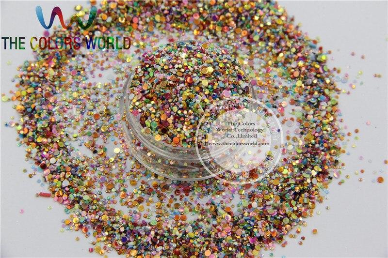 zs701 14 tamanho mix glitter colorido pedra seixo 04