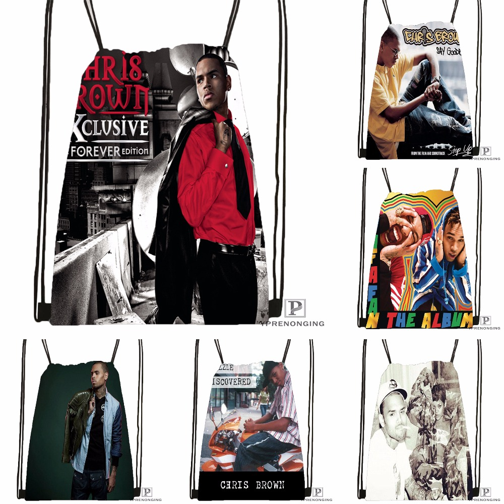 Custom Tank This Is How I Feel Drawstring Backpack Bag Cute Daypack Kids Satchel (Black Back) 31x40cm#180531-04-64