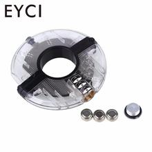 EYCI Cycling Lights Waterproof MTB Road Bike Front Rear Spoke Wheel Decoration Lamp New Design Safety Warning Bicycle Hubs Light