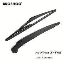 Щетки стеклоочистителя broshoo для nissan x trail hatchback