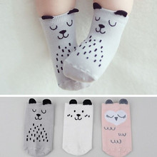 Cute Anti-slip Baby Socks