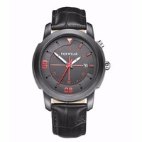 Foxwear Y22 Daily Waterproof IP67 Quartz Smart Watch for iOS / Android Mobile Phone, Pedometer / Calorie / Sedentary Remind