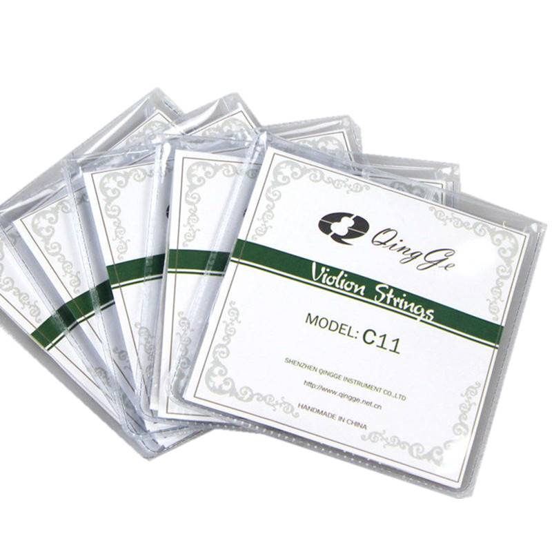 Violin Strings  Musical Instrument c11 Set Aluminum Magnesium 1set