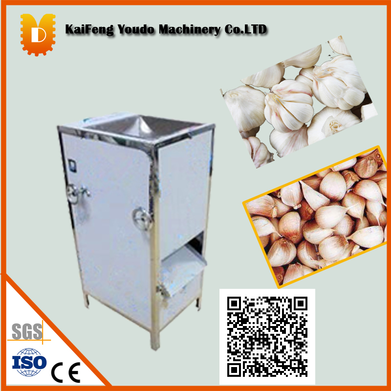 Garlic splitting machine/garlic dividing machine/garlic separating machine/separator 22kg h capacity electric garlic peeler automatic garlic peeling machines garlic processing machine