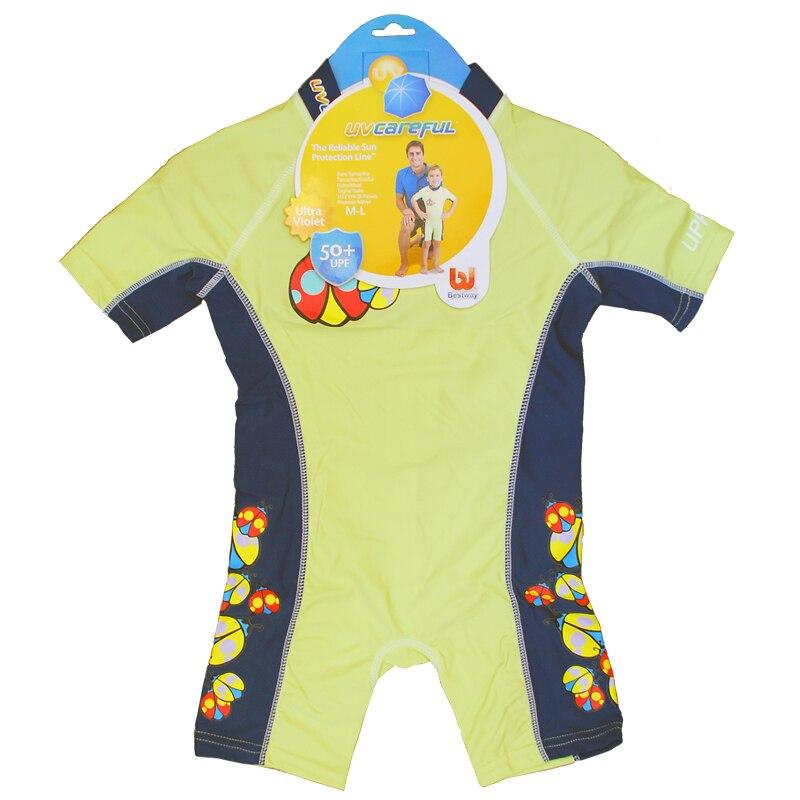 Bestway Дети УФ-защитой купальник дети Купальники для малышек для бассейна пляжные 20040
